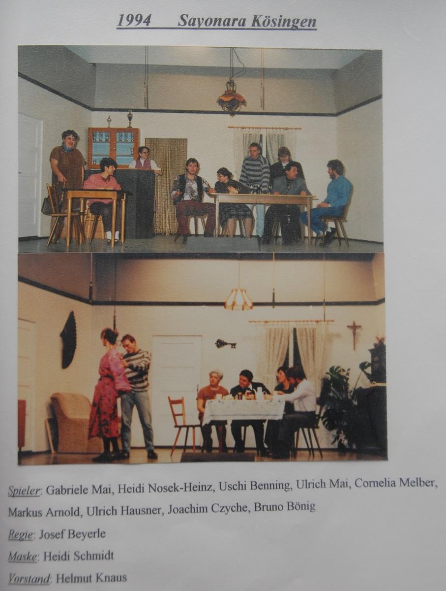 KSC-Theater-1994-Sayonara-Koesingen