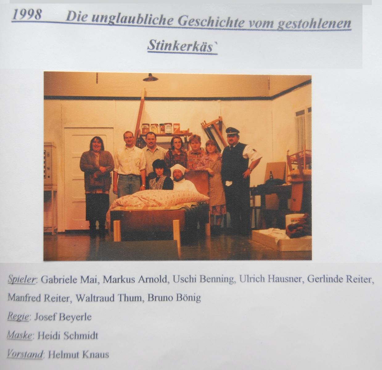 KSC-Theater-1998-Die-unglaubliche-Geschichte-vom-gestohlenen-Stinkerkñs